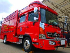 ハイパー消防車
