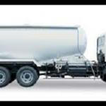 粉粒体運搬車(バルク車) 特徴や必要免許・資格は