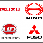 三菱ふそうトラック・バス/国産4大トラックメーカー