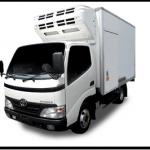 冷凍・冷蔵車の特徴(軽トラック~大型)は?