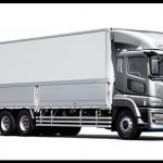 10tトラックの最大積載量と寸法一覧/三菱ふそう「スーパーグレートV」編~ウィング(箱車)のサイズ~