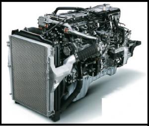 6R10型エンジン