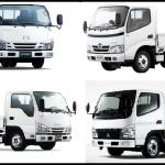 2015年【小型トラック】車種別年間販売台数ランキング!!