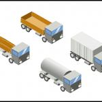 【2016年版】主要メーカー別/国内の貨物車販売台数ランキング