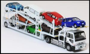 車両運搬車 トレーラー