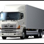 10tトラックの最大積載量と寸法一覧/日野「プロフィア」編(車両サイズ)