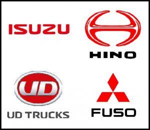 国産トラックメーカー 300x250