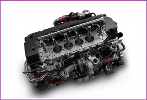 GH11リッターエンジン